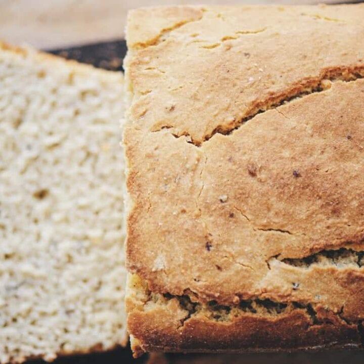 Gluten-Free Vegan Bread Recipe