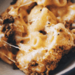 pinterest pin for GF macaroni and cheese