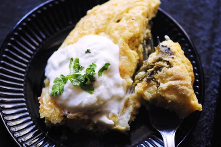 Gluten-Free Baked Hatch Chiles Rellenos