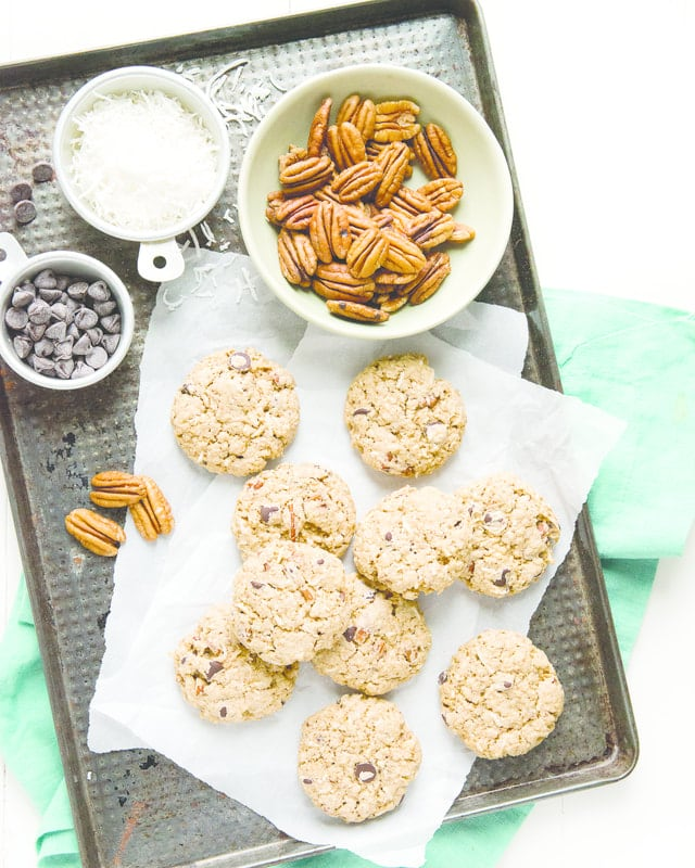 Mountain Cowgirl Cookies