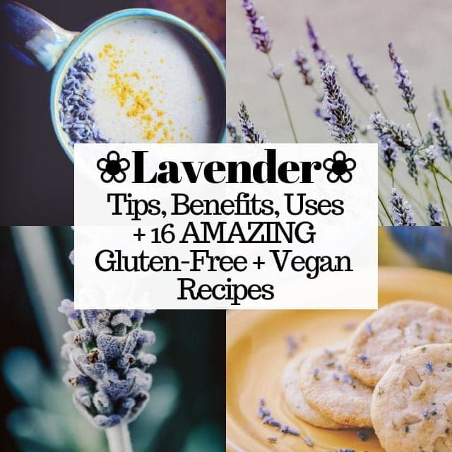lavender tips benefits uses recipes image