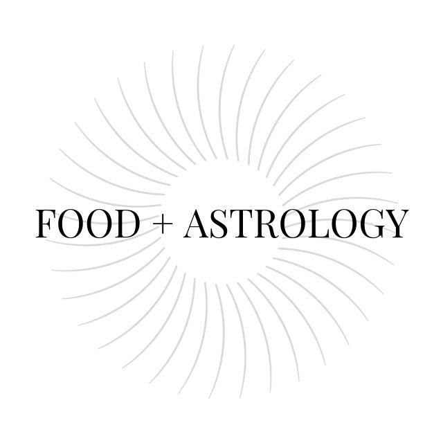 food astrology