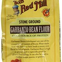 Garbanzo Bean Flour, Gluten Free, Bob's Red Mill - 2 / 16 Oz. Bags