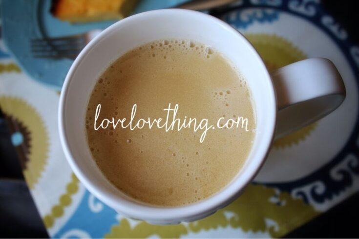 """Butterscotch"" Detox Tea - aka Dandelion Tea"