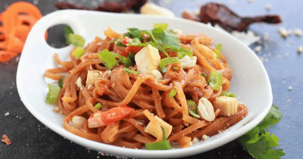 22 Gluten Free Amp Vegan Rice Noodle Recipes Moon And
