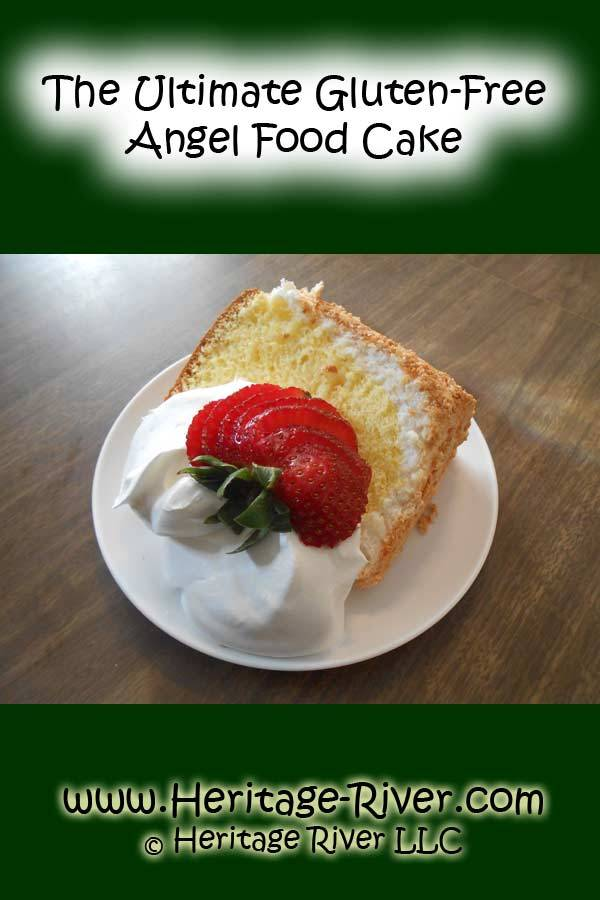The Ultimate Angel Food Cake