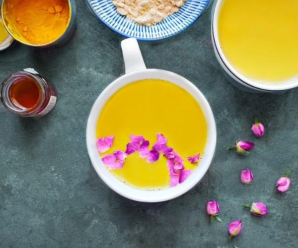 Ashwagandha Turmeric Moon Milk Recipe (How to Make Moon Milk)