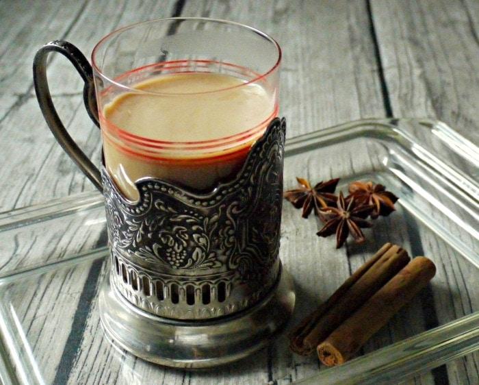 Roasted Dandelion Root Chai