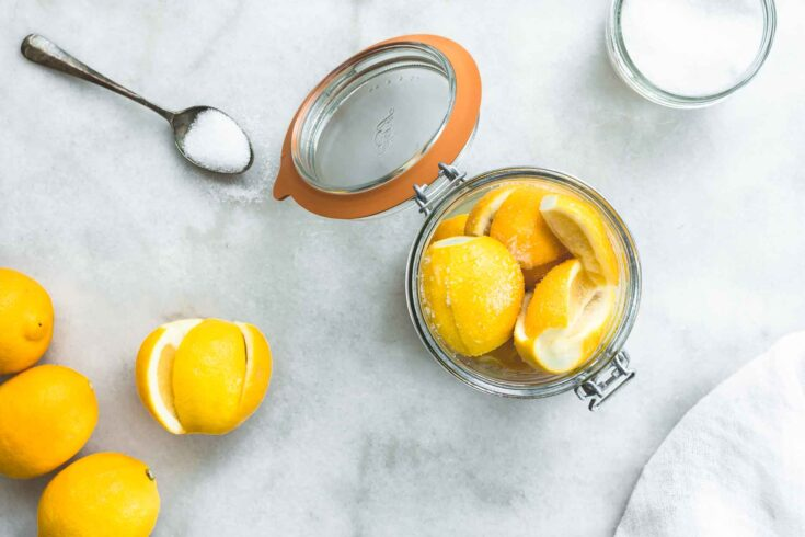 How to Make Moroccan-Style Preserved Lemons