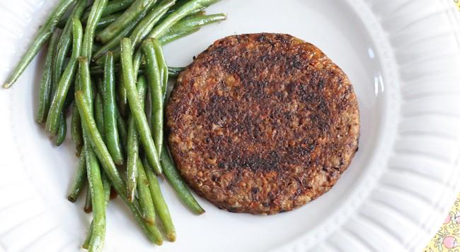 Paleo Veggie Burgers (Gluten-free, Grain-free, Legume-free)
