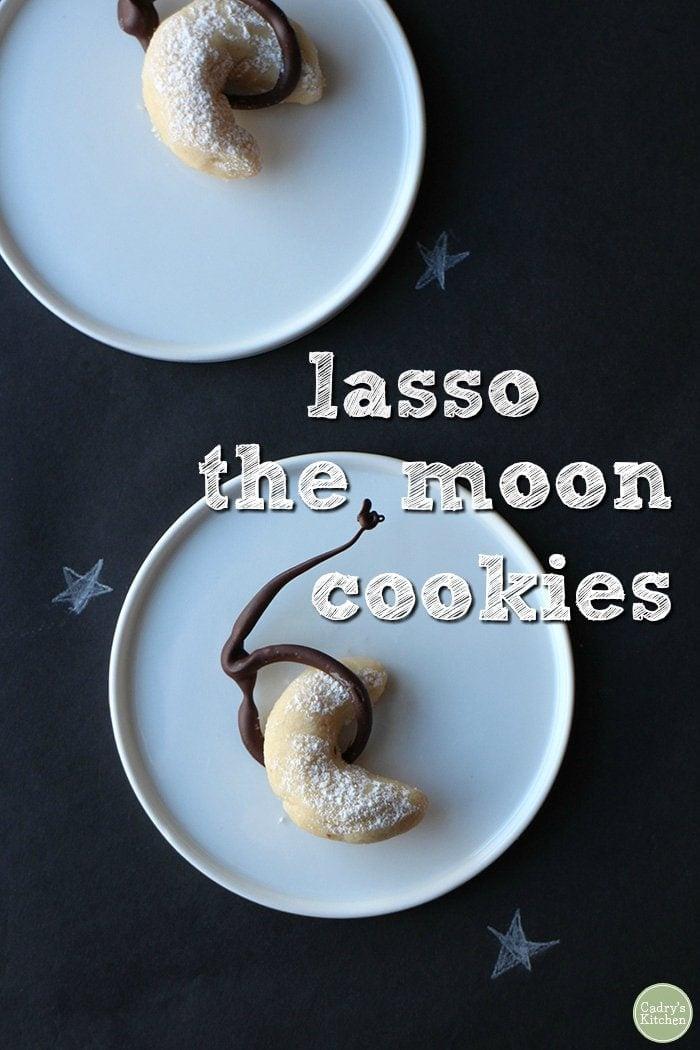 Lasso the Moon cookies