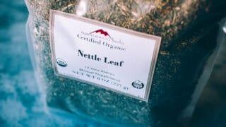 Mountain Rose Herbs: Nettle Leaf