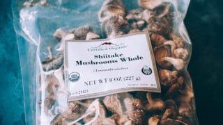 Mountain Rose Herbs: Shiitake Mushroom