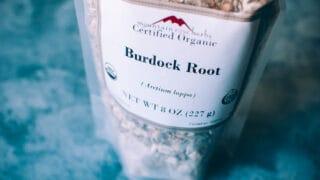 Mountain Rose Herbs: Burdock Root