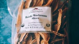 Reishi Mushroom Slices