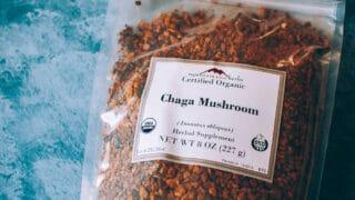 Mountain Rose Herbs: Chaga Mushroom