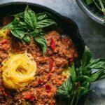 Instant Pot Sun Dried Tomato Spaghetti Squash 03 web landscape