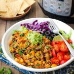 Quinoa Salsa Bowls 8