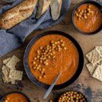 Tomato Chickpea Soup 5