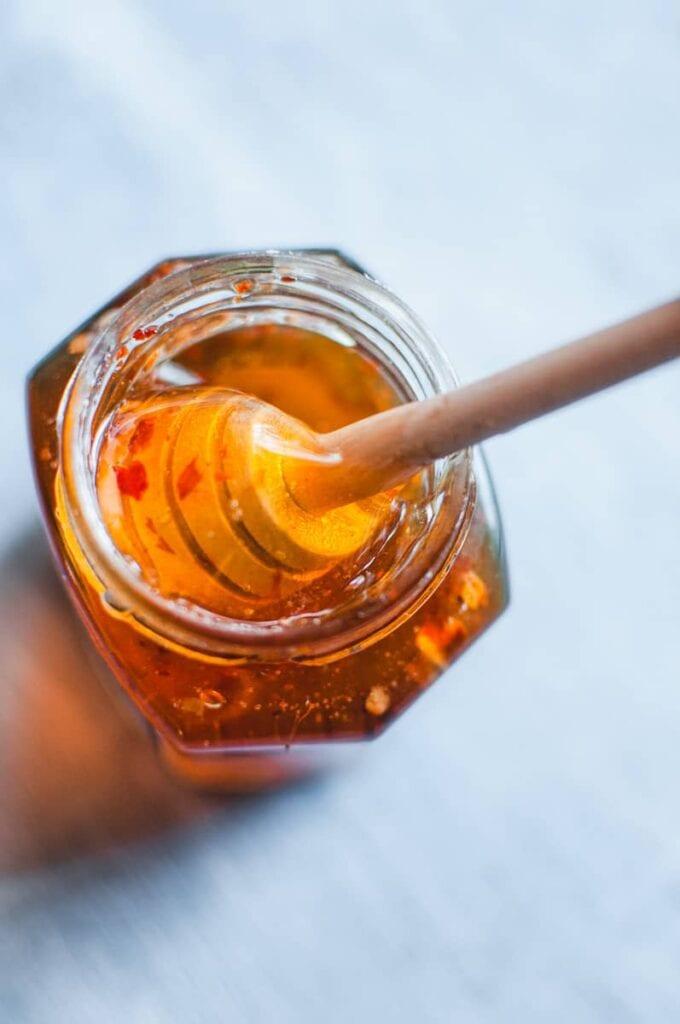 habanero honey cauliflower bites 55