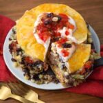 instant pot veggie tortilla pie 2