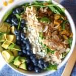 Blueberry Avocado Salad 5 1