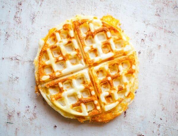 gluten free tapioca flour waffles 1 of 1 2