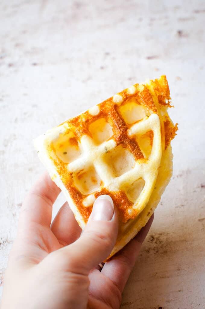 gluten free tapioca flour waffles 13 of 26