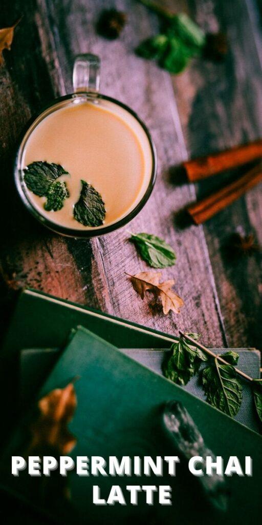 vegan mint chai latte recipe 1