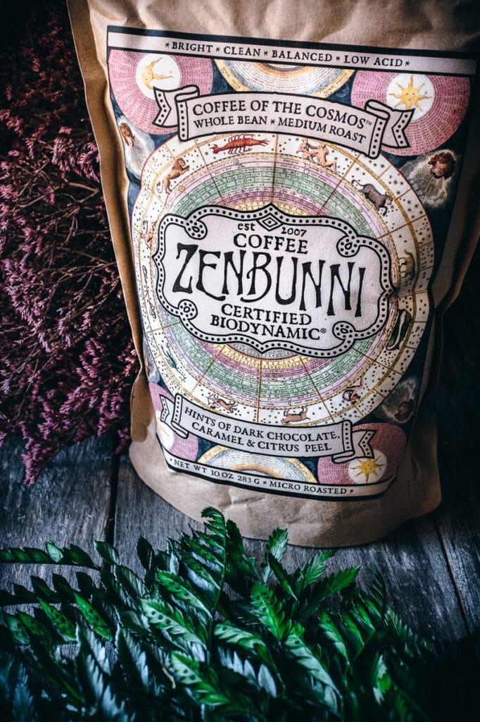zenbunni coffee package