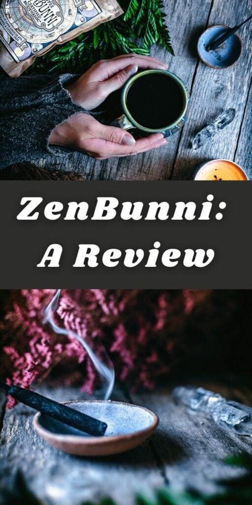a pin for zenbunni