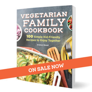 the vegetarian family cookbook by kristen wood