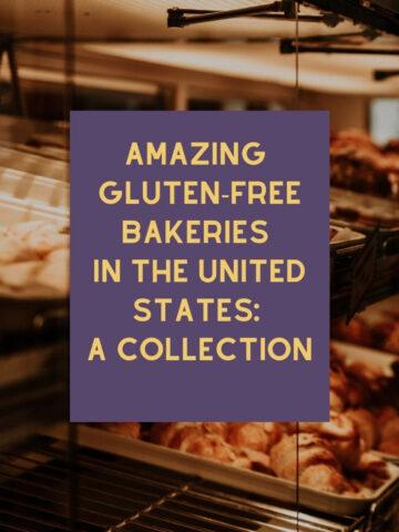 find a gluten free bakery near me